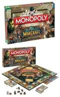 WORLD OF WARCRAFT MONOPOLY Boardgame (2-6)