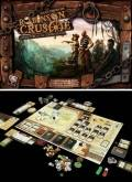 ROBINSON CRUSOE Adventures on the Cursed Island Boardgame (1-4)