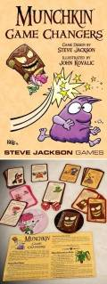 Munchkin - GAME CHANGERS Expansion