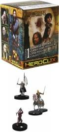 Lord of the Rings Heroclix - TWO TOWERS, THE Set (4+1)