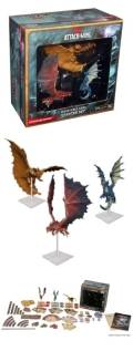 Attack Wing: Dungeons & Dragons - STARTER SET (3)