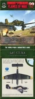 15mm WW2 German JU87 Stuka (1:144) (1)