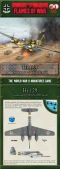 15mm WW2 German HS129 (1:144) (1)