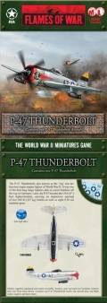15mm WW2 US P-47 Thunderbolt (1:144) (1)