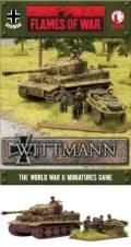 15mm WW2 German Tiger 1E Wittmann