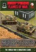 15mm WW2 German Sturmtiger Platoon (2)