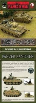 15mm WW2 German Panzer Kanonen (2)