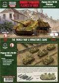 15mm WW2 German Panzer IV L/70 (V) Platoon (5)