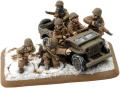 15mm WW2 German Skorzeny Commando Group