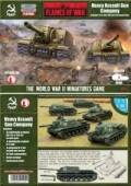 15mm WW2 Russian Heavy Assault Gun Company