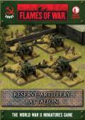15mm WW2 Russian Reserve Artillery Battalion