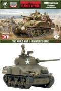 15mm WW2 US M4A1 Sherman Platoon (updated!)
