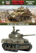 15mm WW2 US M4A1 Sherman Platoon(updated!)
