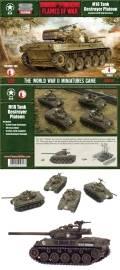15mm WW2 US M18 Hellcat Tank Destroyer Platoon (4)