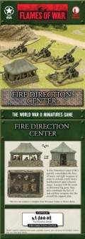 15mm WW2 US Fire Direction Center (FDC), Divisional Artillery HQ
