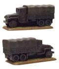 15mm WW2 US GMC 2 1/2 Ton Truck (2)