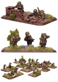 15mm WW2 US Parachute Machine-Gun Platoon