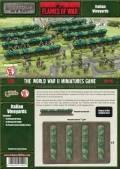 15mm WW2 Scenery - Vineyards (Italy - 2x Fields, 8x Vines)