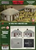 15mm WW2 Scenery - Rural Farm Buildings