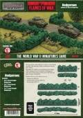 15mm WW2 Scenery - Hedgerows