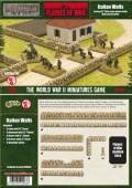15mm WW2 Scenery - Italian Walls
