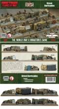 15mm WW2 Scenery - Street Baricades (2)