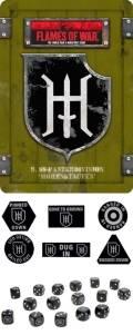 Flames of War - Gaming Set - German 9th SS-Panzerdivision 'Hohenstaufen'