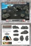 28mm Scenery - Asteroids