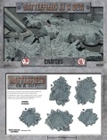 28mm Scenery - Gothic Craters