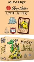 Munchkin - LOOT LETTER Boxed Edition