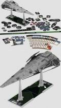 Star Wars - X-Wing Miniatures Game - IMPERIAL RAIDER Expansion Pack