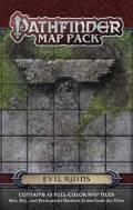 Pathfinder Map Pack - EVIL RUINS