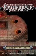 Pathfinder Map Pack - DUNGEON DANGERS