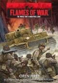 Flames of War - OPEN FIRE! (Box Game for FOW V1 - old version) (used)