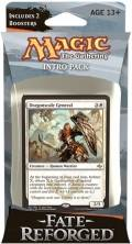 MTG - Fate Reforged - UNFLINCHING ASSAULT Intro Pack