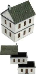 15mm WW2 Scenery - Dieppe House