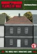 15mm WW2 Scenery - Cherbourg House