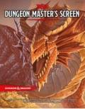 D&D 5th Ed. - DUNGEON MASTER'S SCREEN Deluxe