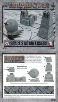 28mm Scenery - Space Station Lasers