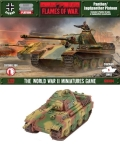 15mm WW2 German Panther/Jagdpanther Platoon (5)