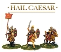 28mm Imperial Romans - Auxiliary Cavalry Command (3)