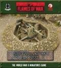 15mm WW2 German Hellfire and Back 88 FlaK Nest