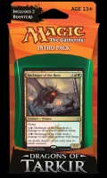 MTG - Dragons of Tarkir - FURIOUS FORCES Intro Pack