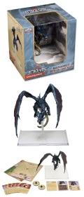 Attack Wing: Dungeons & Dragons - BAHAMUT Expansion Figure (1)
