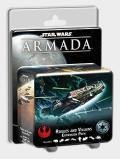 Star Wars - Armada Miniatures Game - ROGUES AND VILLAINS Expansion Pack (8)