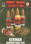 Flames of War Paint Sets - German Armour Paint Set (5)