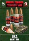 Flames of War Paint Sets - US Fighting First Paint Set (5)