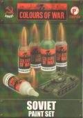 Flames of War Paint Sets - Russian / Soviet Paint Set (5)