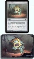 MTG - Oversized Card - SKULL OF ORN