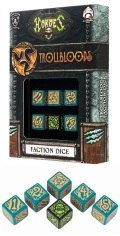 Hordes - Trollbloods Dice (6)